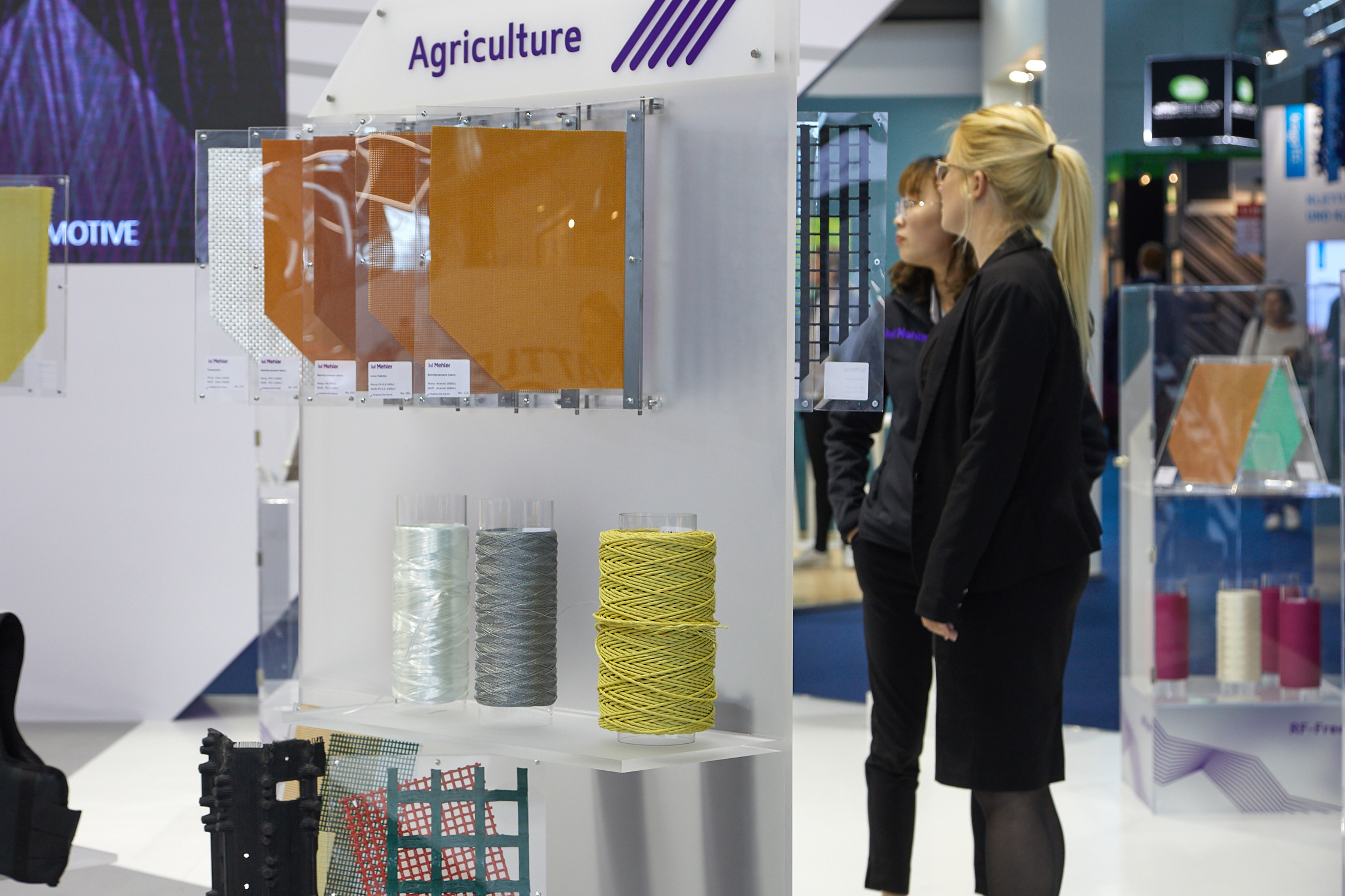 Agrotech: Innovative Yarns used in the Agriculture