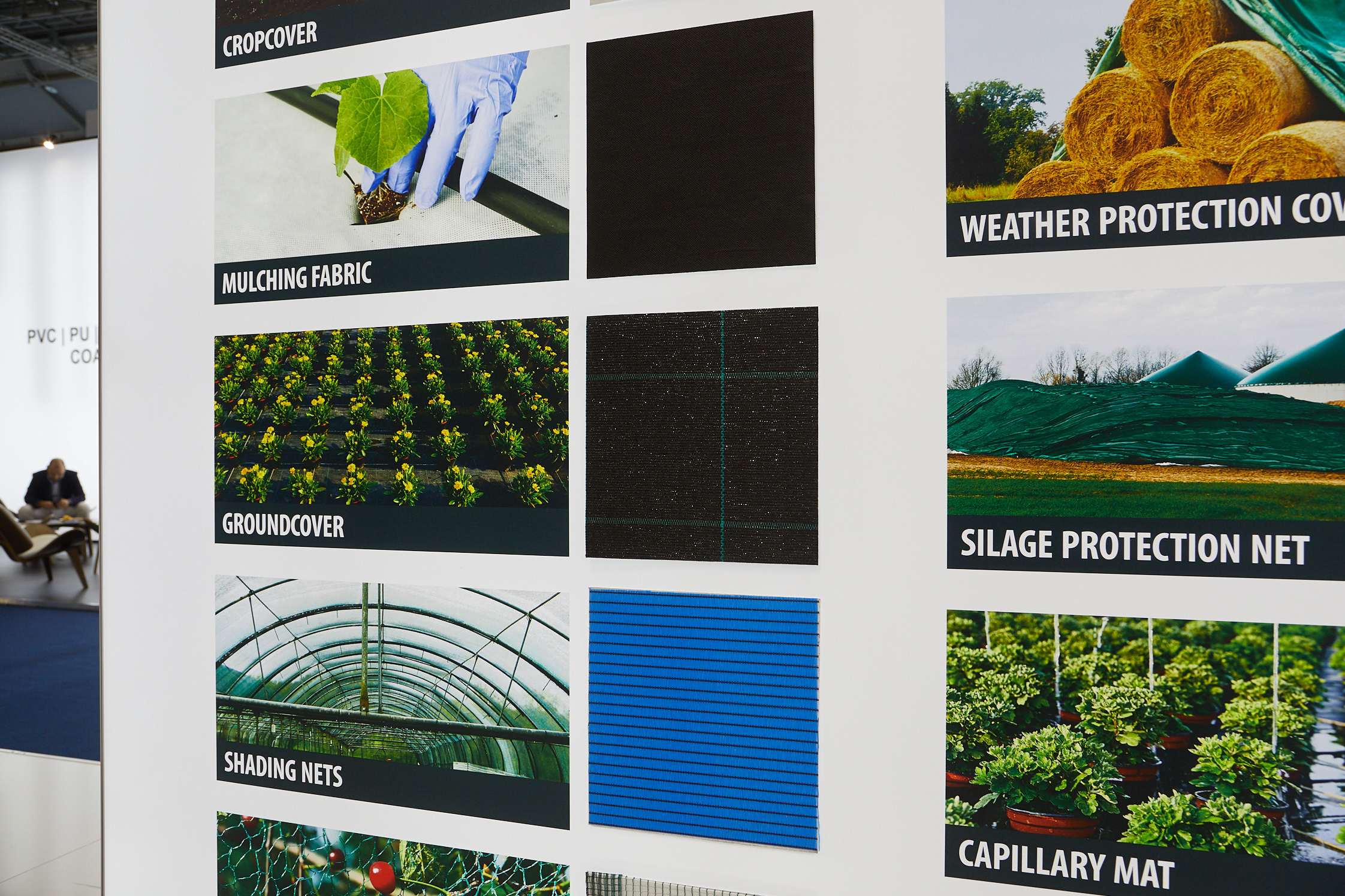 Agrotech: Agrotextiles