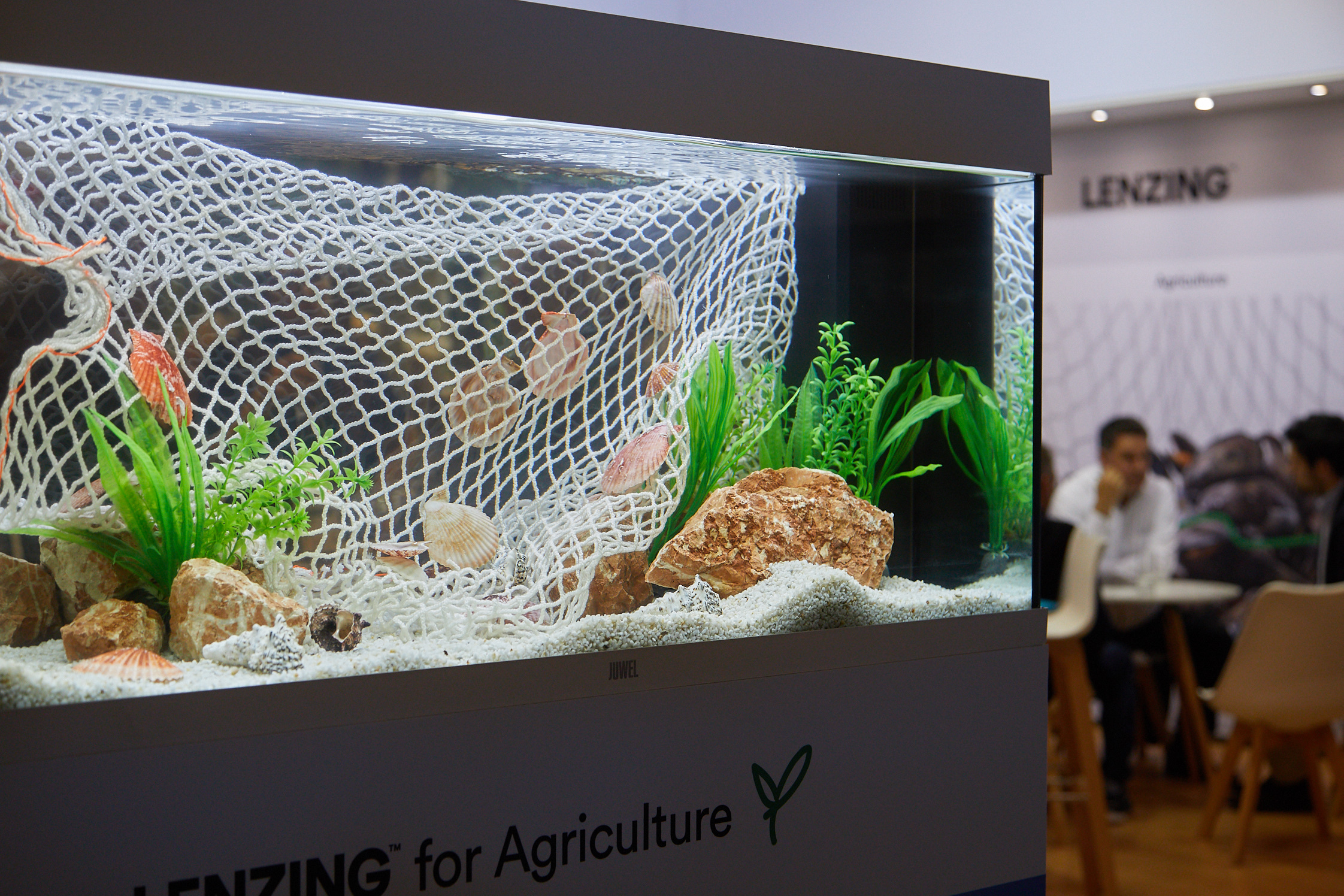 Agrotech: Fibers and Yarns for Aquaculture