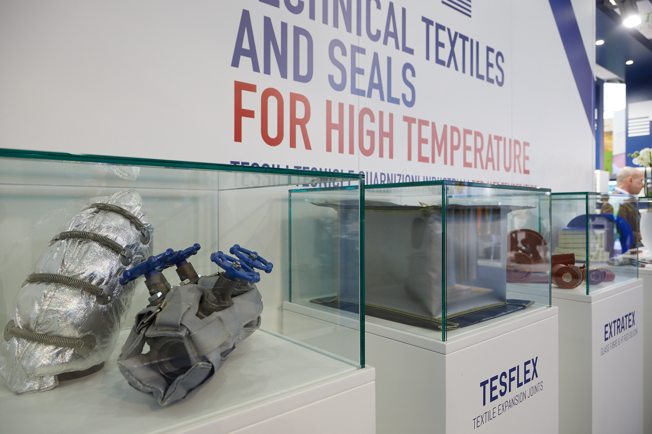 Indutech: High Temperature Protection in the Industrie