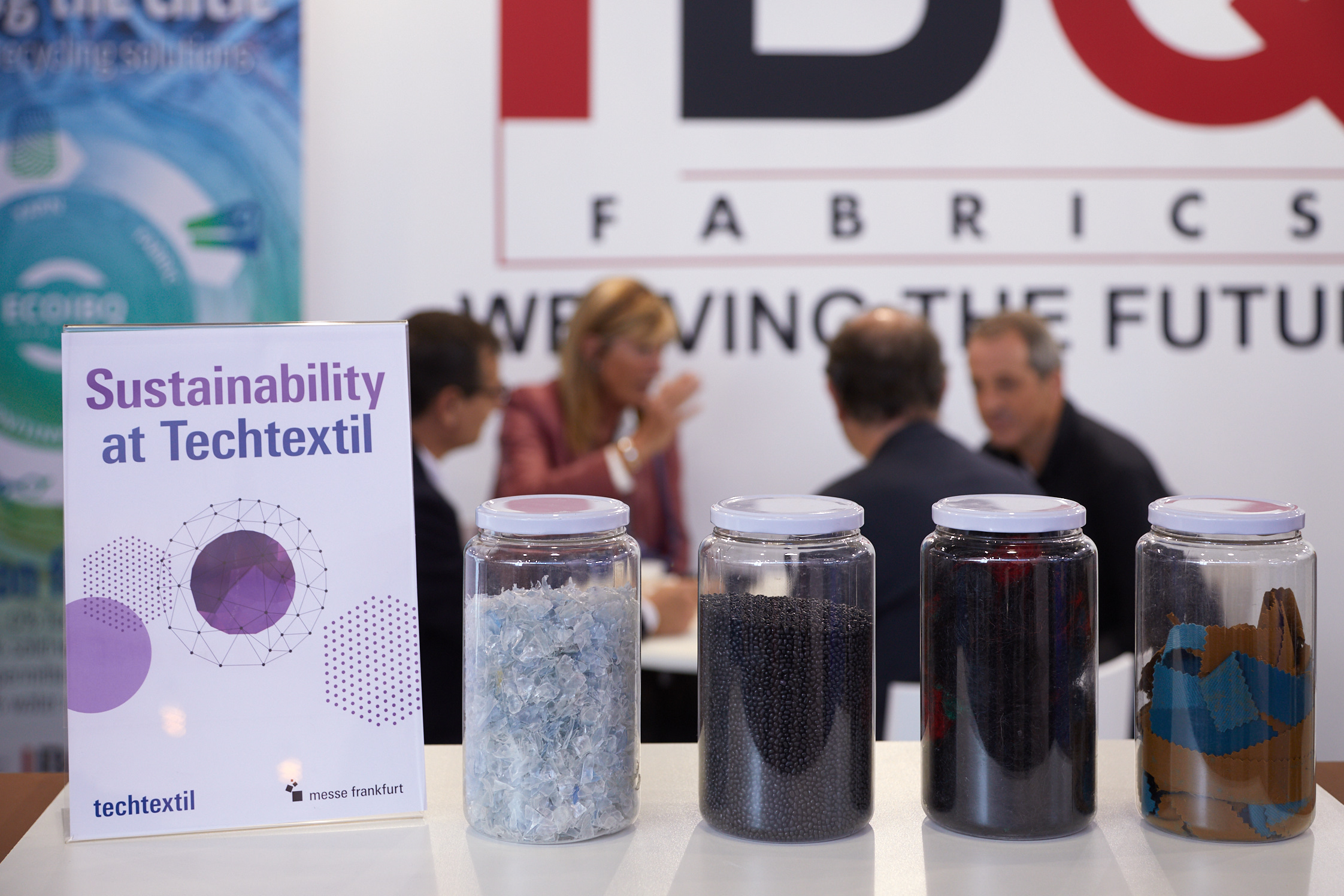 Oekotech: Sustainability: New Range of Fabrics with Recycled Polyester, Organic Cotton and Recycled Polyamide