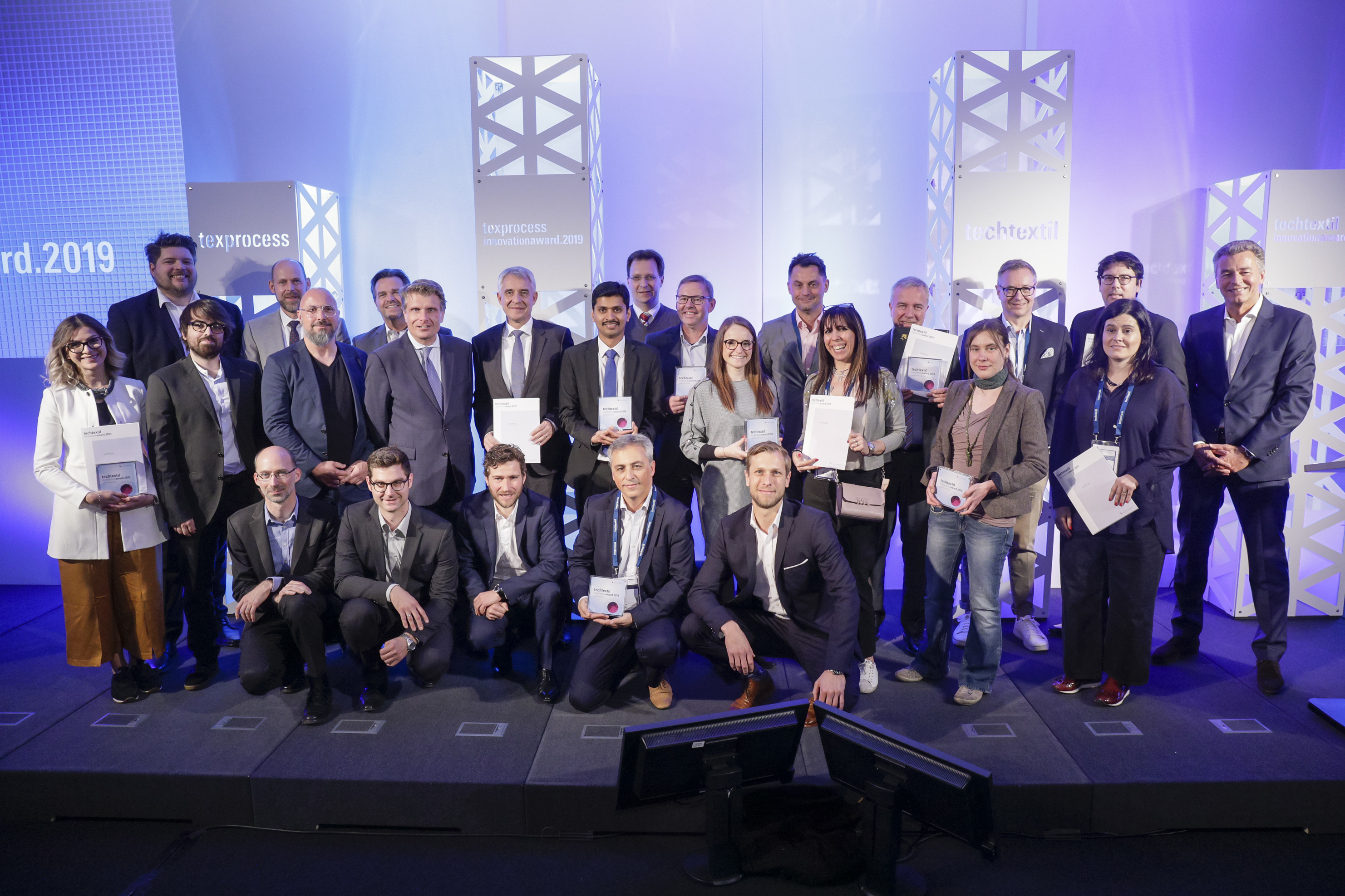Award Techtextil & Texprocess