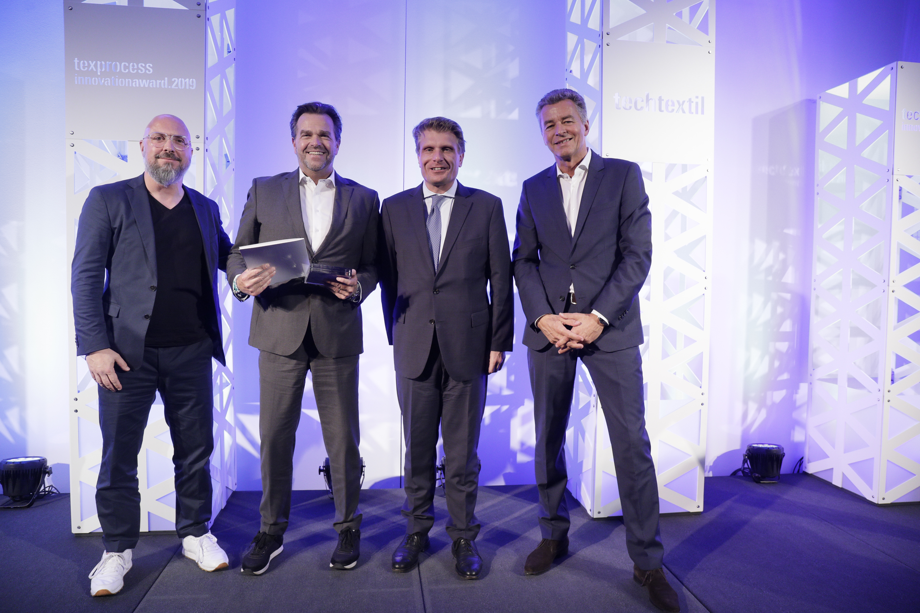 Texprocess Innovations Award