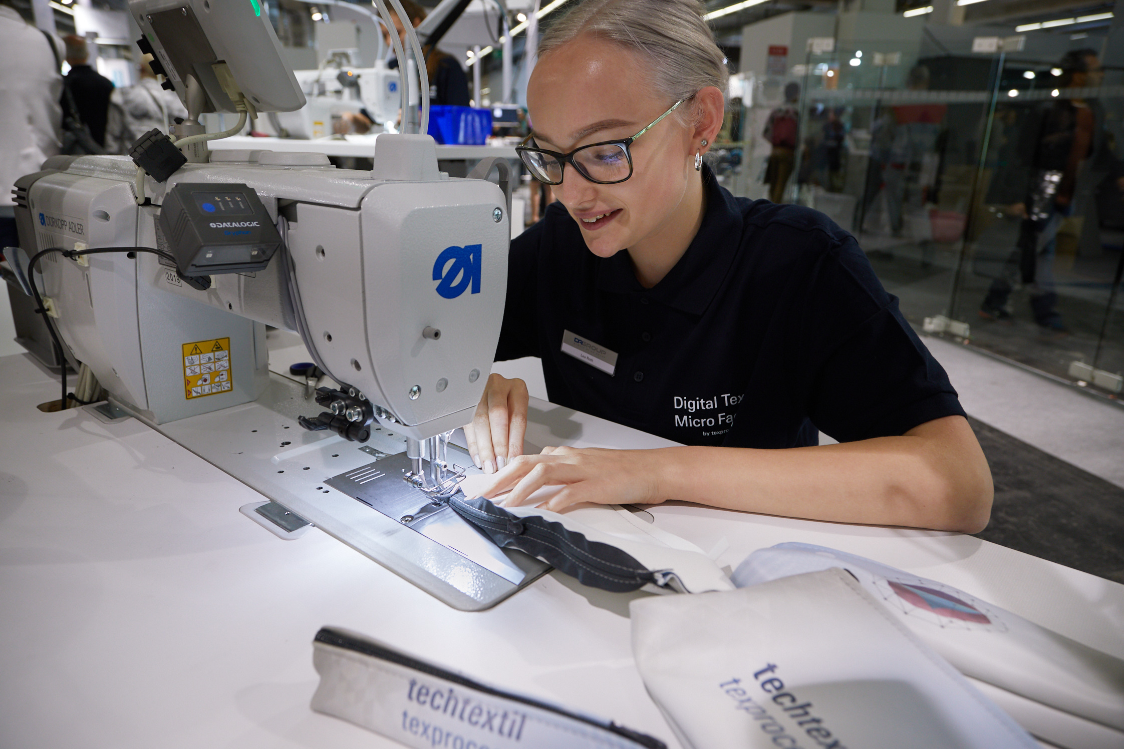 Digital Textil Micro Factory