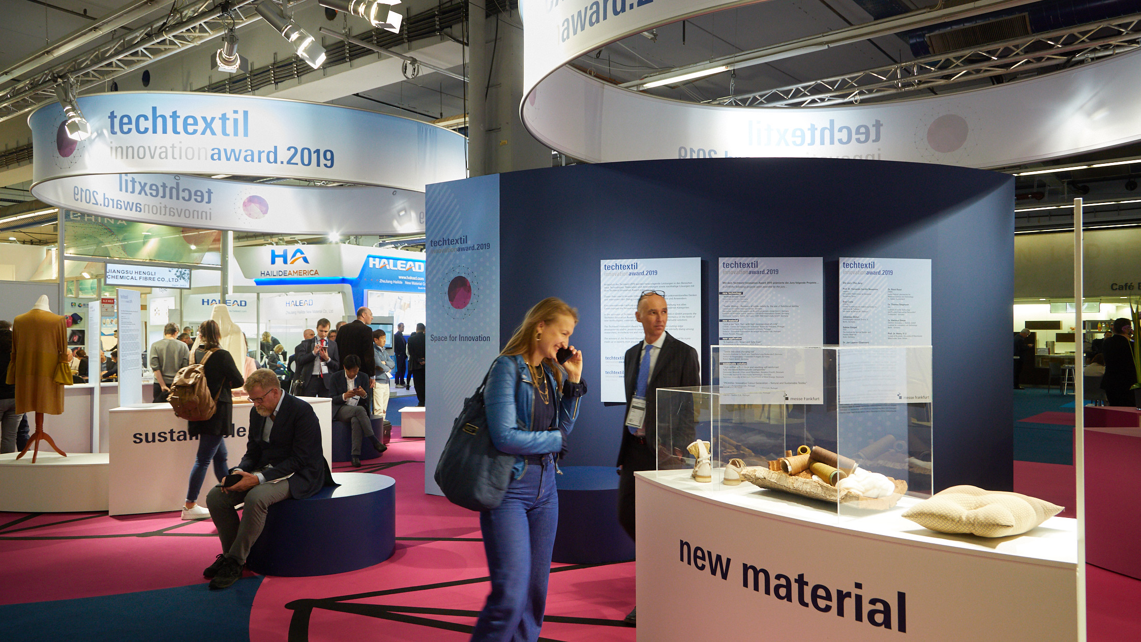 Techtextil Forum